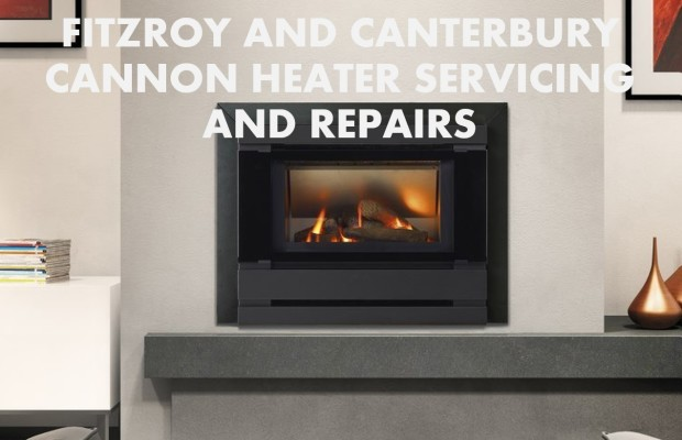 Cannon Fitzroy Heater servicing and repairs by Garcia Plumbing